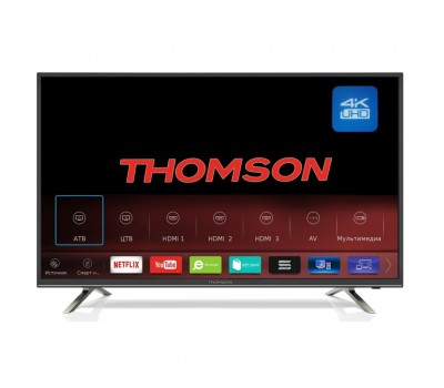 Телевизор LED THOMSON T55USL5210-T2-UHD-SMART (O)