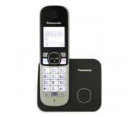 Телефон PANASONIC KX-TG-6811 RUB черный
